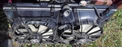Радиатор охлаждения двигателя. Honda Odyssey, RA6, GH-RA7, GH-RA6, LA-RA6, LA-RA7 Двигатель F23A