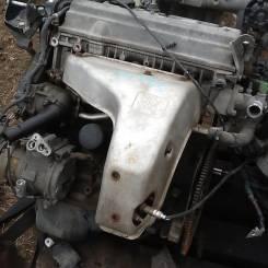 Головка блока цилиндров. Toyota Scepter Двигатели: 5SFE, 5S