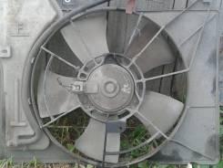 Вентилятор охлаждения радиатора. Toyota Probox, NCP51V Двигатель 1NZFE