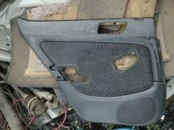 Обшивка крышки багажника. Honda Accord