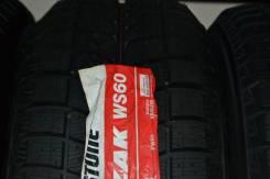 Bridgestone Blizzak WS-60. Зимние, без износа, 1 шт