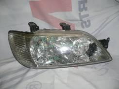 Фара. Mitsubishi Lancer Cedia, CS5W Двигатель 4G93