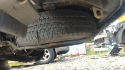 Крепление запасного колеса. Toyota Granvia, KCH16W Двигатель 1KZTE