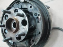 Ступица задняя левая в сборе Toyota Ipsum 4WD, тросик ручника, торм.колодки Япония (7088)