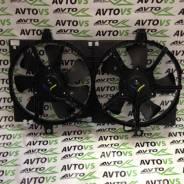 Вентилятор охлаждения радиатора. Nissan: Bluebird Sylphy, AD, Almera, Sunny, Wingroad Двигатель QG16
