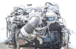 Двигатель в сборе. Toyota Dyna, BU87 Toyota ToyoAce, BU87 Двигатель 14B