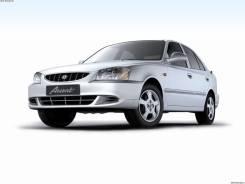 Капот. Hyundai Accent Hyundai Verna