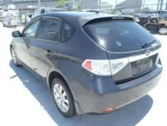 Ванна в багажник. Subaru Impreza, GH2 Двигатель EL15