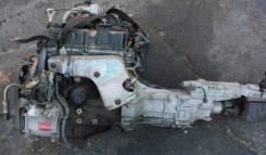 Механическая коробка переключения передач. Mitsubishi Pajero Mitsubishi Pajero Mini, H58A Двигатель 4A30T