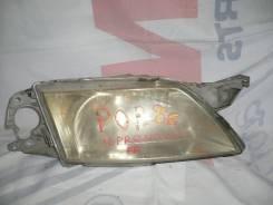 Фара. Mazda Premacy, CP8W, CPEW Двигатель FPDE