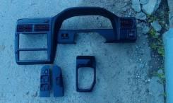 Комплект пластика под мрамор Carina GT AT 210 1999-2001 год. Toyota Carina, AT210 Двигатель 4AGE