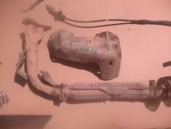 Приемная труба глушителя. Mazda 626, GD Двигатель FE