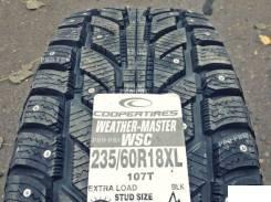 Cooper Weather-Master WSC. Зимние, шипованные, без износа, 4 шт. Под заказ