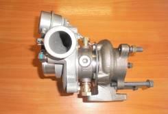 Турбина. Hyundai Galloper Двигатель D4BH