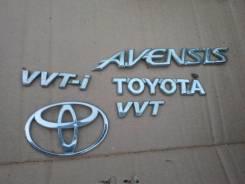 Эмблема. Toyota Avensis, 220