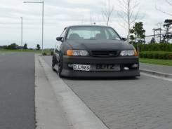 Обвес кузова аэродинамический. Toyota Chaser, 100