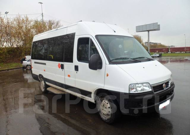 fiat ducato автобус