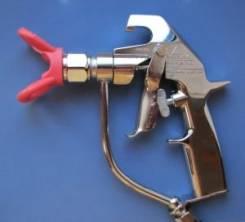 Пистолеты.