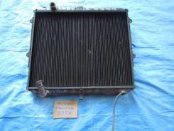 Радиатор охлаждения двигателя. Mitsubishi Pajero, V55W Mitsubishi Pajero Evolution, V55W Двигатели: 6G74, GDI. Под заказ