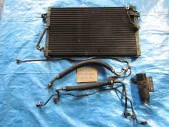 Радиатор кондиционера. Mitsubishi Pajero Evolution, V55W Mitsubishi Pajero, V55W Двигатель 6G74. Под заказ