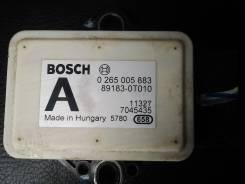 Датчик курсовой устойчивости. Toyota Camry, ASV50