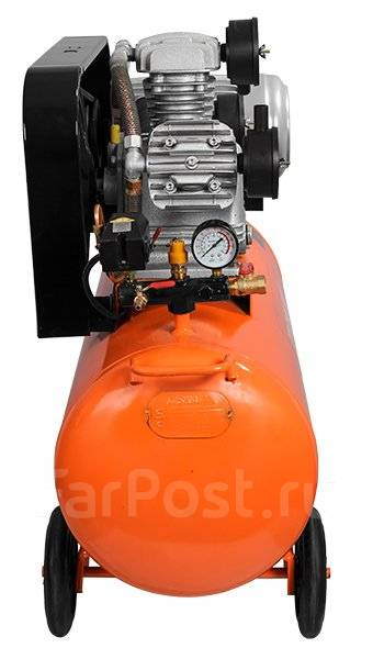 Компрессор SKAT КПР 630 110 поршневой ременный