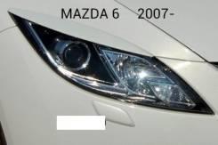 Накладка на фару. Mazda Mazda6