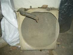 Радиатор охлаждения двигателя. Isuzu Elf, NHR55E Двигатель 4JB1
