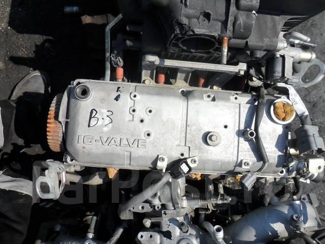 mazda-demio двигатель b3-me