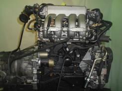 Контрактный б/у двигатель + КПП Mazda FE-E
