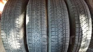 Bridgestone Dueler H/L. Летние, 2005 год, износ: 20%, 4 шт. Под заказ