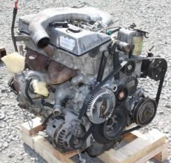 Двигатель в сборе. SsangYong Musso Sports Двигатель 661920. Под заказ