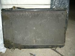Радиатор охлаждения двигателя. Toyota Mark II, LX90 Двигатель 2LTE