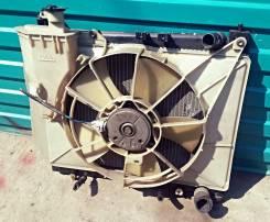 Радиатор охлаждения двигателя. Toyota Vitz, NCP10, NCP131, NCP13 Toyota Succeed, NCP55V, NCP51V, NCP50, NCP51, NCP59G, NCP58G, NCP55, NCP52, NCP58, NC...