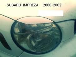 Накладка на фару. Subaru Impreza, GG2, GGC, GGD, GG3, GGA, GG9, GGB, GG, GG5