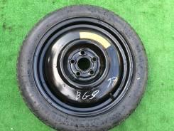 """Запасное колесо Subaru. 4x16"""" 5x100.00 ET48"""