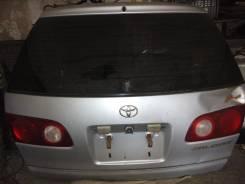 Дверь багажника. Toyota Caldina, AT211G