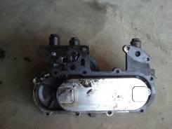 Радиатор масляный. Toyota Hilux Surf, LN130G Двигатель 2LTE