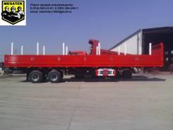 Cimc. Продам бортовой полуприцеп универсальный, 50 000 кг.