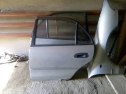 Дверь боковая. Mitsubishi Galant, E52A Двигатель 4G93