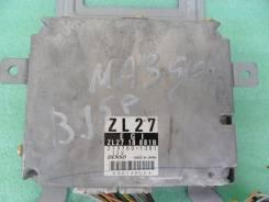 Блок управления двс. Mazda Familia, BJ5P Двигатель ZLVE