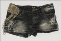 Юбки-шорты. Рост: 128-134 см