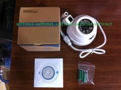 IP купольная камера видеонаблюдения P2P 960P 1.3MP IP Camera. с объективом