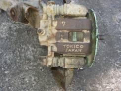 Суппорт тормозной. Subaru Leone, AA5 Двигатель EA82