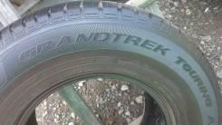 Dunlop Grandtrek Touring A/S. Летние, 2011 год, износ: 10%, 2 шт