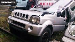 Дверь боковая. Suzuki Jimny, JB33W, JB43W Suzuki Jimny Wide, JB33W, JB43W Двигатель G13B