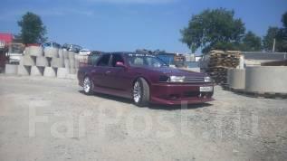 Обвес кузова аэродинамический. Toyota Mark II, LX80Q, LX80, GX81, JZX81, SX80, MX83 Toyota Chaser, MX83, LX80, SX80, GX81, JZX81 Toyota Cresta, MX83...