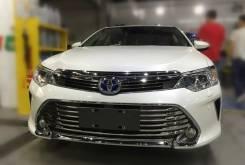 Решетка бамперная. Toyota Camry. Под заказ