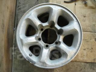Toyota. 6.5x15, 6x140.00, ЦО 107,0мм.