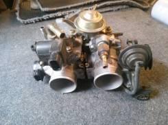 Заслонка дроссельная. Toyota Alphard, MNH10, MNH15 Toyota Harrier, MCU10, MCU15 Lexus RX300, MCU15 Двигатель 1MZFE